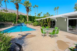 Photo of 1415 East OCOTILLO Avenue, Palm Springs, CA 92264 (MLS # 17272266PS)
