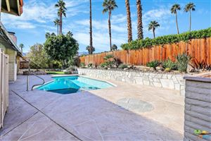 Photo of 2933 East ORELLA Circle, Palm Springs, CA 92264 (MLS # 17284846PS)