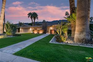 Photo of 1131 South DRIFTWOOD Drive, Palm Springs, CA 92264 (MLS # 17289086PS)