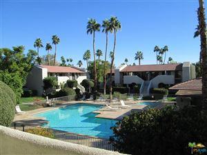 Photo of 1150 East AMADO Road #17B2, Palm Springs, CA 92262 (MLS # 17293486PS)