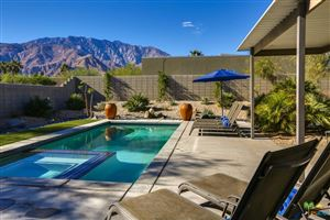Photo of 1110 AZURE Court, Palm Springs, CA 92262 (MLS # 17296156PS)