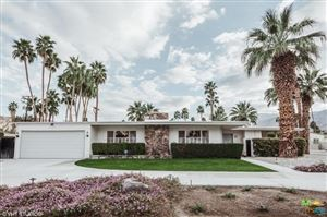 Photo of 975 East MARION Way, Palm Springs, CA 92264 (MLS # 18317116PS)