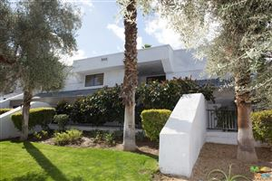 Photo of 5301 East WAVERLY Drive #144, Palm Springs, CA 92264 (MLS # 18321836PS)