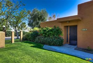 Photo of 4881 South WINNERS Circle #A, Palm Springs, CA 92264 (MLS # 18322226PS)