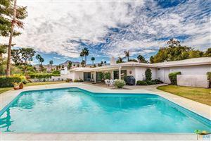 Photo of 2072 South BOBOLINK Lane, Palm Springs, CA 92264 (MLS # 18323056PS)