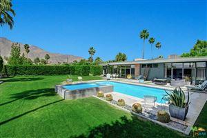Photo of 1400 TAMARISK Road, Palm Springs, CA 92262 (MLS # 18332216PS)