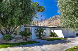 Photo for 601 East AVENIDA GRANADA, Palm Springs, CA 92264 (MLS # 18333556PS)