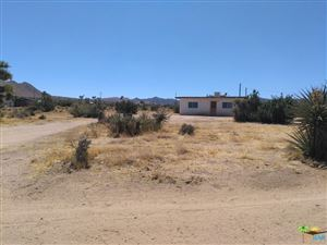 Photo of 59149 DESERT GOLD Drive, Yucca Valley, CA 92284 (MLS # 19506986PS)