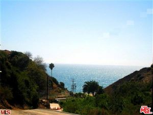 Photo of 16421 PACIFIC COAST HIGHWAY, Pacific Palisades, CA 90272 (MLS # 16101700)