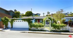 Photo of 891 CHATTANOOGA Avenue, Pacific Palisades, CA 90272 (MLS # 18309700)