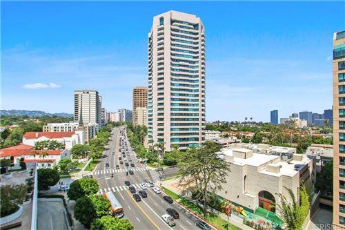 Photo of 10535 WILSHIRE Boulevard #1211, Los Angeles , CA 90024 (MLS # SR19271701)