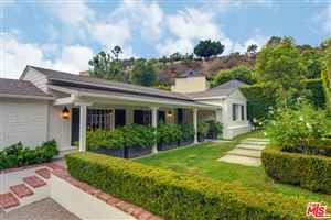 Photo of 1285 SUNSET PLAZA Drive, Los Angeles , CA 90069 (MLS # 19502702)