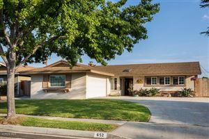 Photo of 652 LEONARD Street, Camarillo, CA 93010 (MLS # 218008703)