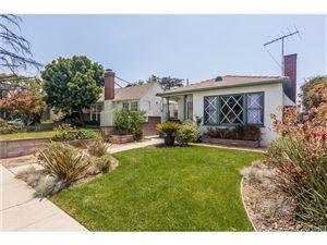 Photo of 3506 West CHANDLER Boulevard, Burbank, CA 91505 (MLS # SR18171704)