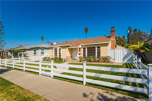Photo of 5142 PICKFORD Way, Culver City, CA 90230 (MLS # SR20031704)