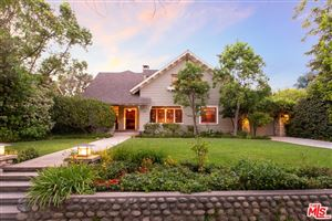 Photo of 485 PALMETTO Drive, Pasadena, CA 91105 (MLS # 18387706)
