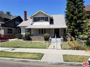 Photo of 2807 DALTON Avenue, Los Angeles , CA 90018 (MLS # 19480706)