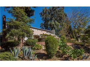 Photo of 3144 LA SUVIDA Drive, Los Angeles , CA 90068 (MLS # SR17256706)
