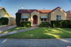 Photo of 726 WING Street, Glendale, CA 91205 (MLS # 319003708)