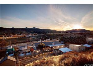 Photo of 9231 ELIZABETH LAKE Road, Leona Valley, CA 93551 (MLS # SR18055709)