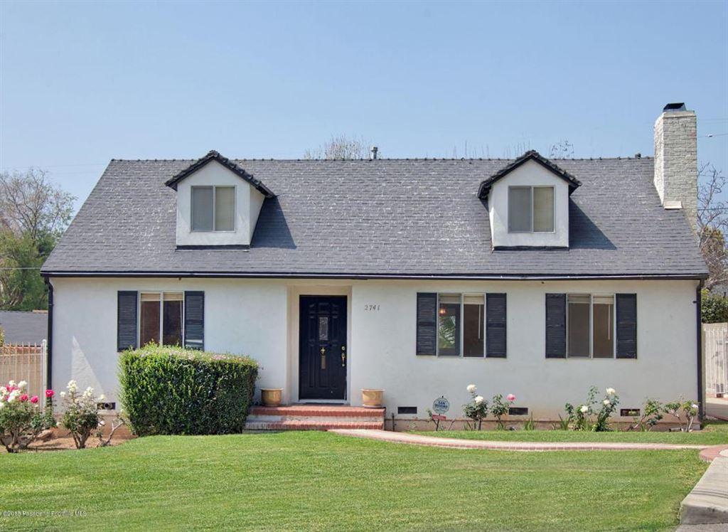 Photo for 2741 MARENGO Avenue, Altadena, CA 91001 (MLS # 818001709)