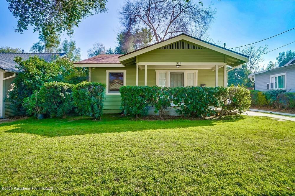 Photo of 564 East RIO GRANDE Street, Pasadena, CA 91104 (MLS # 820000709)