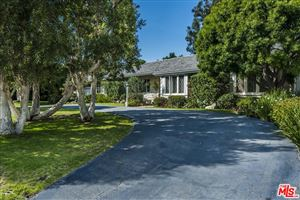 Photo of 877 WOODACRES Road, Santa Monica, CA 90402 (MLS # 17253710)