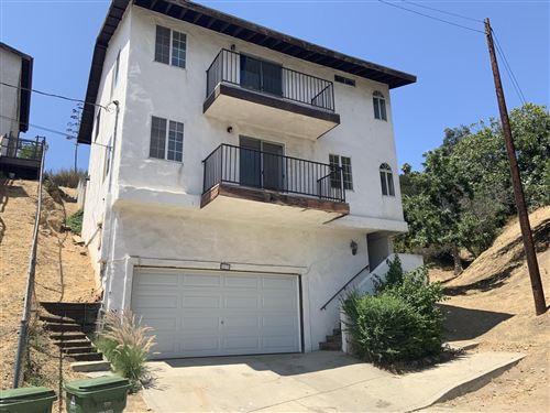 Photo of 3631 LOOSMORE Street, Los Angeles , CA 90065 (MLS # 819003710)