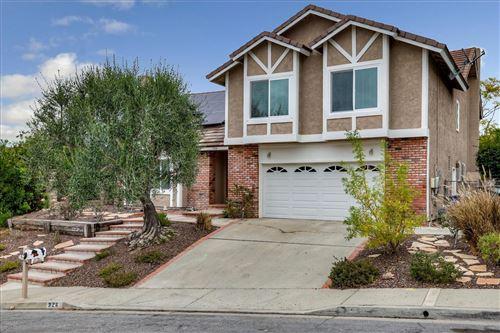 Photo of 326 FOX RIDGE Drive, Thousand Oaks, CA 91361 (MLS # 220000711)