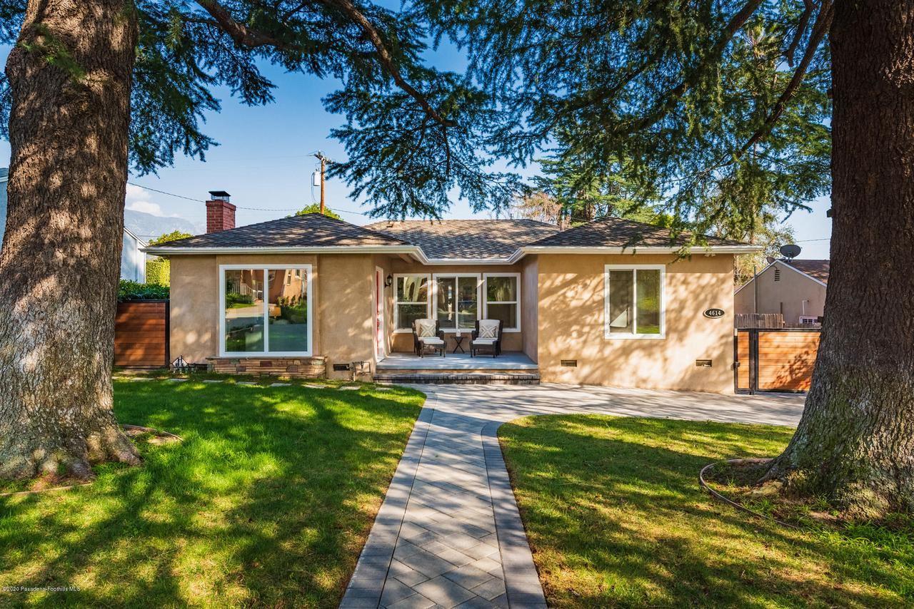 Photo of 4614 GRAND Avenue, La Canada Flintridge, CA 91011 (MLS # 820000711)