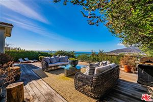 Photo of 221 TRANQUILLO Road, Pacific Palisades, CA 90272 (MLS # 18408712)