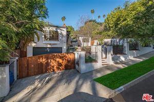 Photo of 1803 North STANLEY Avenue, Los Angeles , CA 90046 (MLS # 19431712)