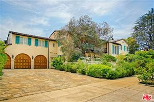 Photo of 14924 CAMAROSA Drive, Pacific Palisades, CA 90272 (MLS # 17273714)