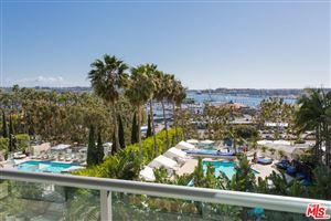 Photo of 13650 MARINA POINTE Drive #704, Marina Del Rey, CA 90292 (MLS # 18322714)