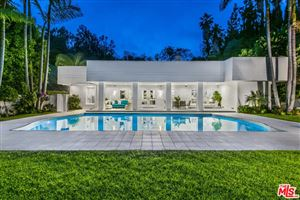 Photo of 1166 SAN YSIDRO Drive, Beverly Hills, CA 90210 (MLS # 19481714)