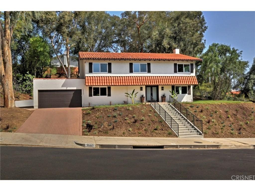 Photo for 24461 CALVERT Street, Woodland Hills, CA 91367 (MLS # SR18085714)