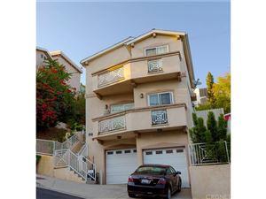 Photo of 5327 NEWTONIA Drive, El Sereno, CA 90032 (MLS # SR17229715)