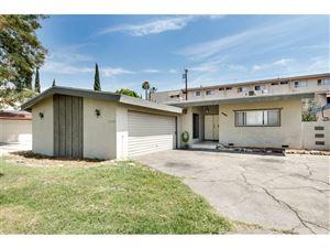 Photo of 6840 VAN NOORD Avenue, North Hollywood, CA 91605 (MLS # SR18164715)