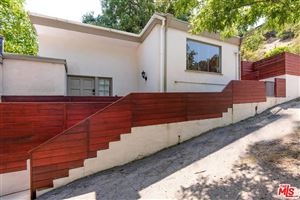 Photo of 8815 WONDERLAND Avenue, Los Angeles , CA 90046 (MLS # 17247716)