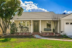Photo of 3722 LOS AMIGOS Street, Glendale, CA 91214 (MLS # 818000716)