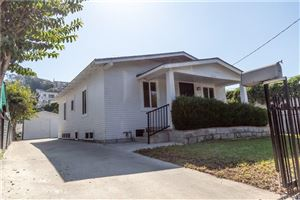 Photo of 1242 SANBORN Avenue, Los Angeles , CA 90029 (MLS # SR19240717)