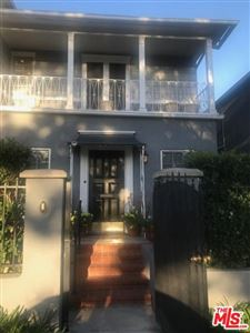 Photo of 406 South ROXBURY Drive, Beverly Hills, CA 90212 (MLS # 18335720)