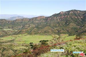 Photo of 0 PACIFIC VIEW Drive, Malibu, CA 90265 (MLS # 18414720)