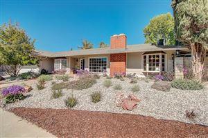 Photo of 1174 HENDRIX Avenue, Thousand Oaks, CA 91360 (MLS # SR19090720)