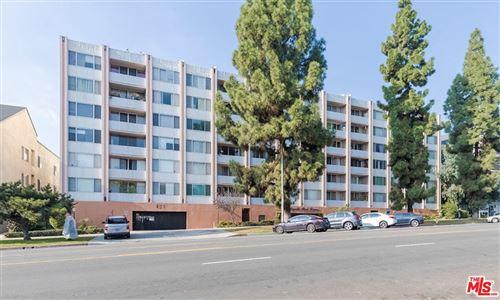 Photo of 421 South LA FAYETTE PARK Place #715, Los Angeles , CA 90057 (MLS # 20546722)