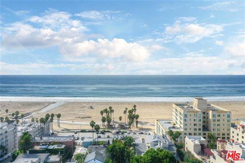 Photo of 1755 OCEAN AVE #705, Santa Monica, CA 90401 (MLS # 20542724)