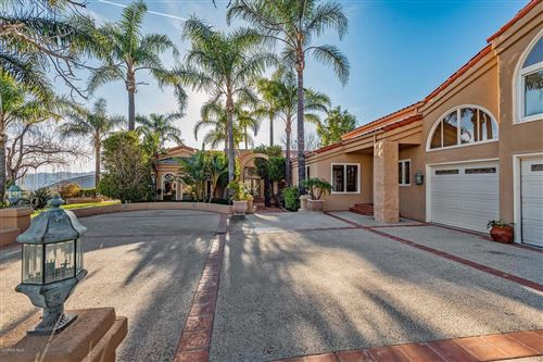 Photo of 4714 SUNNYHILL Street, Westlake Village, CA 91362 (MLS # 220000725)