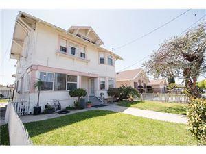 Photo of 608 West 50TH Street, Los Angeles , CA 90037 (MLS # SR18123725)