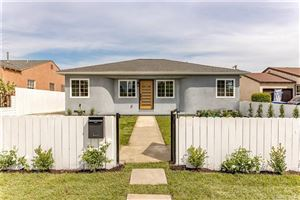 Photo of 7456 LEMP 7454 Avenue, North Hollywood, CA 91605 (MLS # SR19221725)