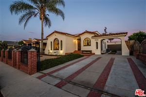 Photo of 1730 South MARVIN Avenue, Los Angeles , CA 90019 (MLS # 18304726)